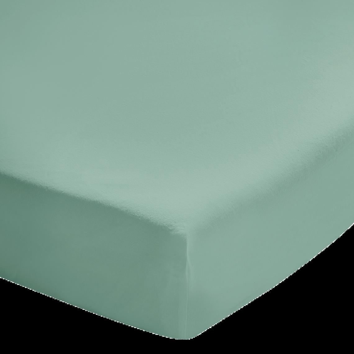 drap-housse-coton-lave--soft-line-vert-fumee-1230805-1_1140x1140