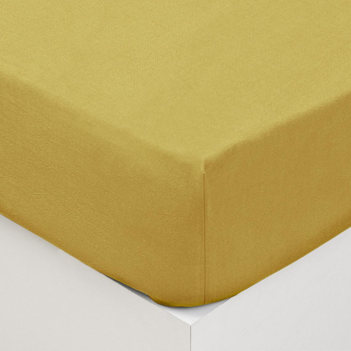 drap-housse-en-coton-lave-ocre-design_3235225_1140x1140