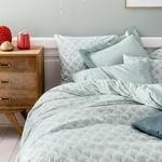 essix-parure-de-lit-haut-de-gamme-nereide-percale-de-coton-motif-coquillages-bleu-ambiance