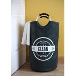Laundry canard sac a linge 63x60x33