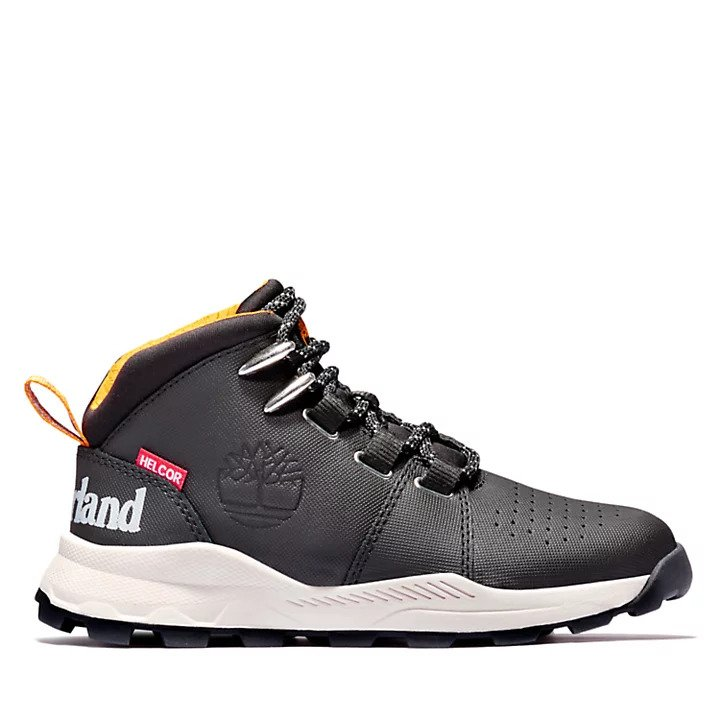 Brooklyn Timberland junior noir