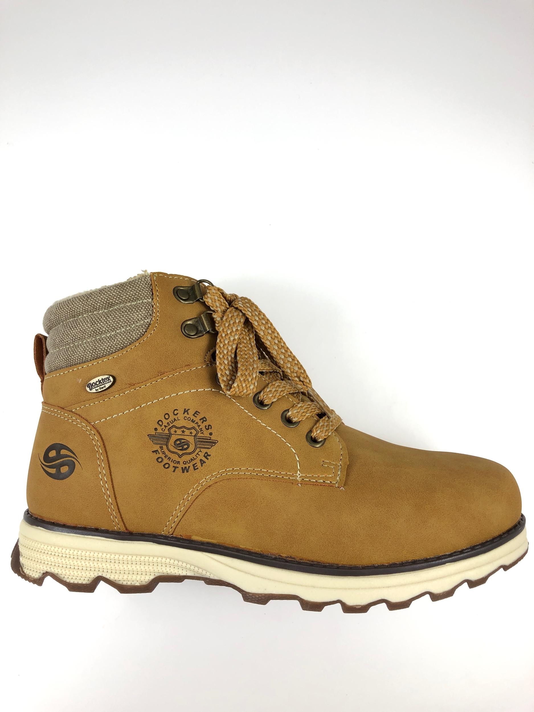 Boots fourrées pour garçon Dockers