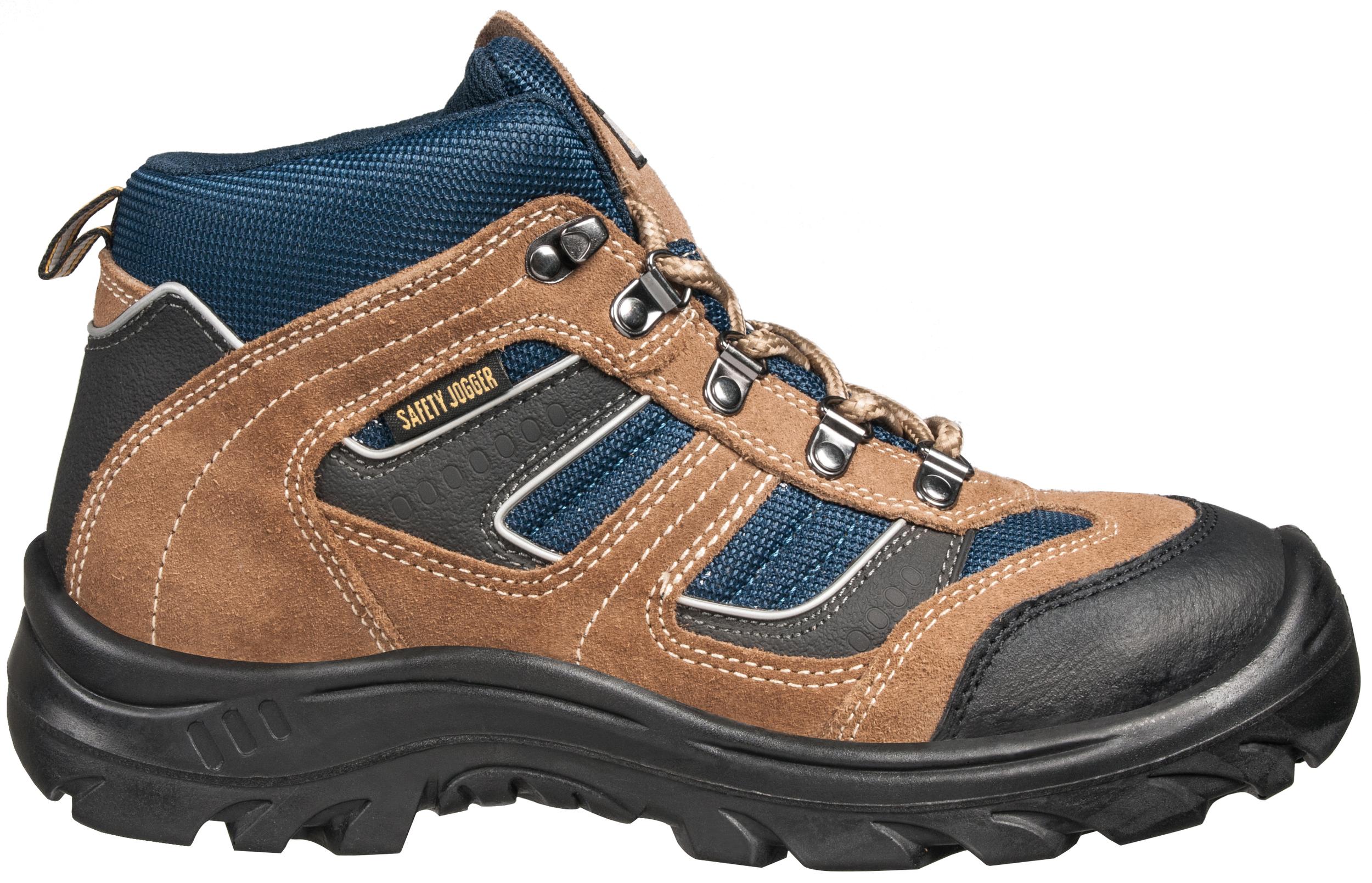 Chaussures de sécurité montantes à lacets X2000