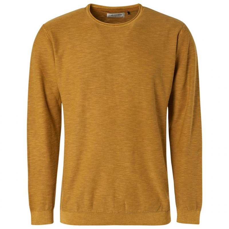 Pull fin col rond gold No Excess