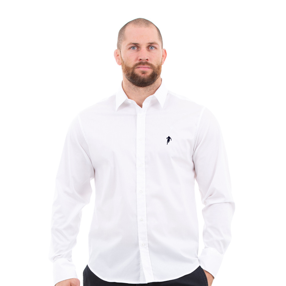 Chemise blanche Ruckfield