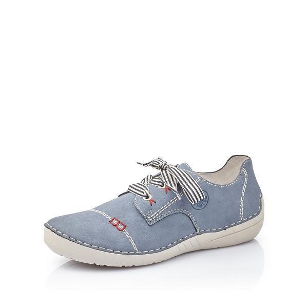 Chaussure à lacets pour femme 52520-14 Rieker