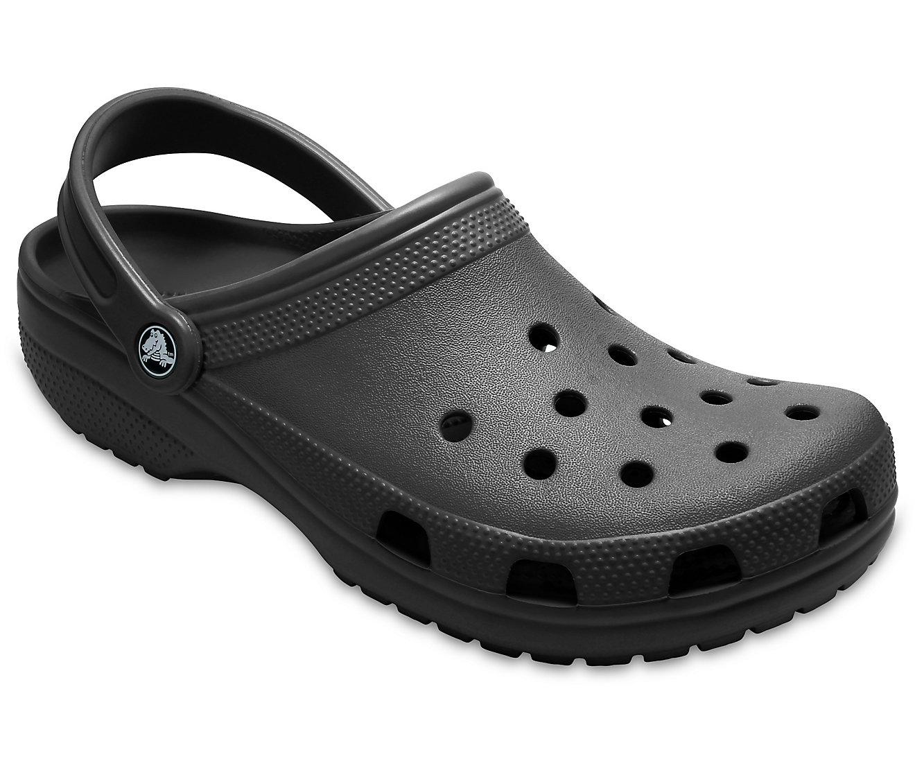 Sabot Crocs classique pour homme 10001 noir