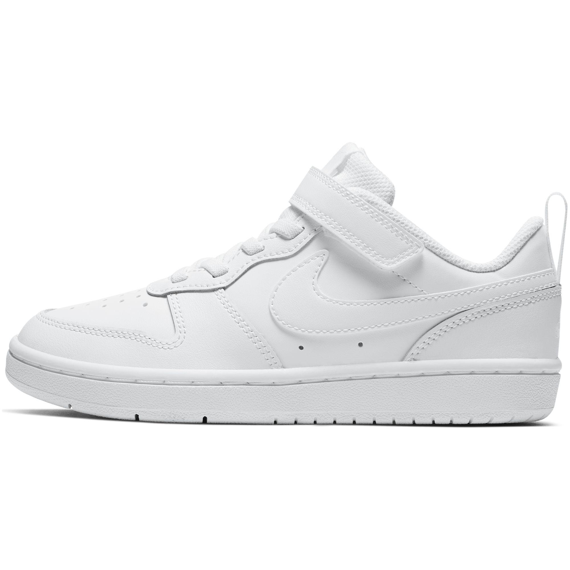 Basket enfant Nike Court Borough Low BQ5451 100