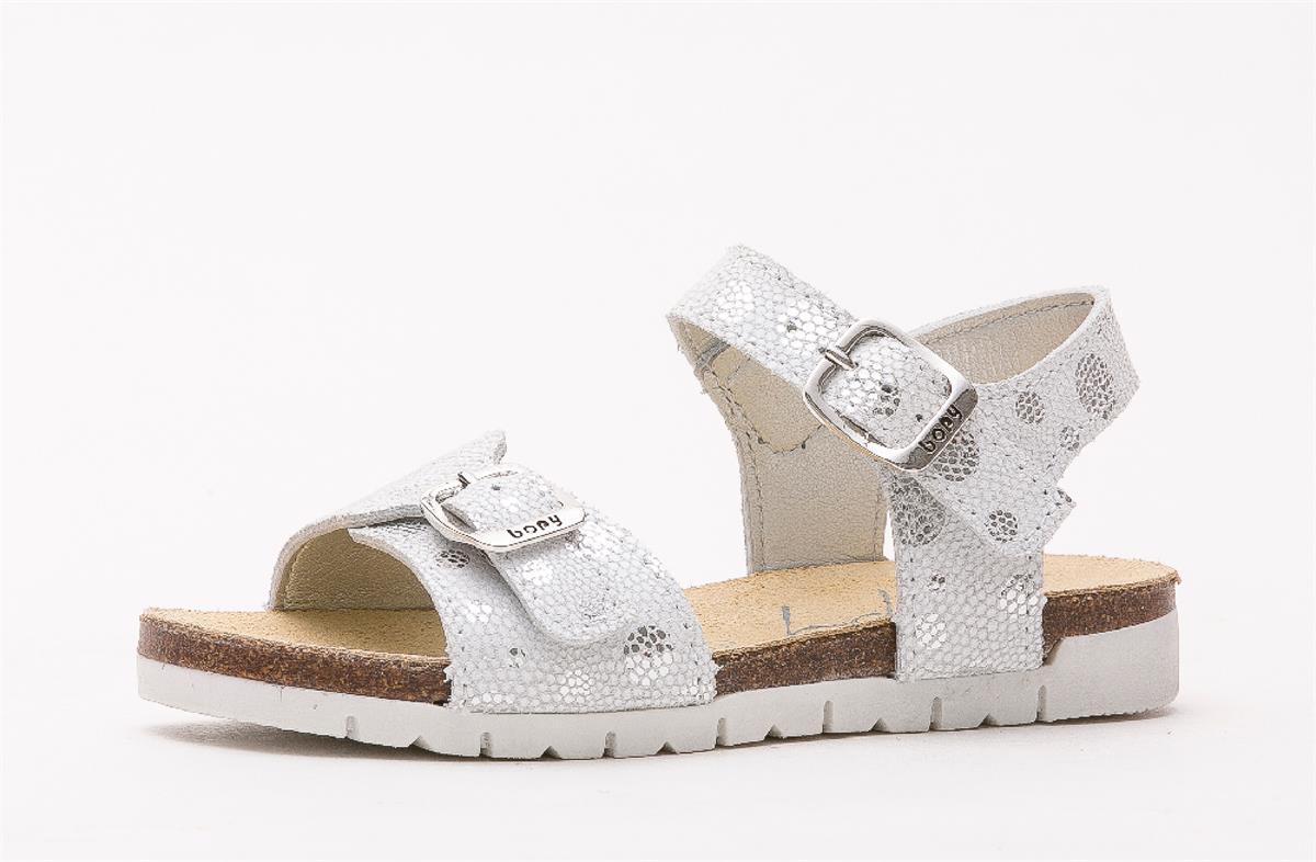 sandale-pour-fille-en-cuir-bopy-enpiste-blanc