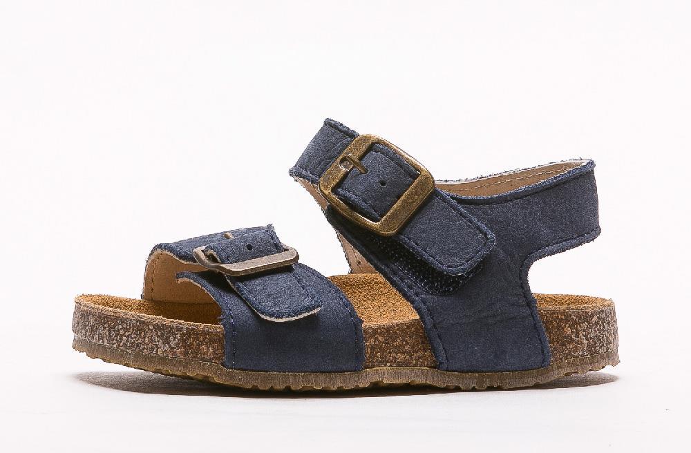 sandale-en-cuir-pour-garçon-bopy-edouarvel-marine