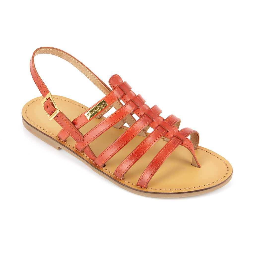 sandale-pour-femme-les-tropéziennes-herilo-rouge_2