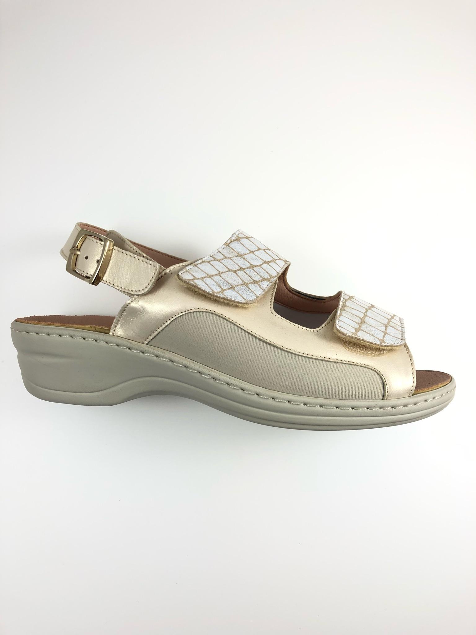 Sandale pieds sensibles Puche 6187