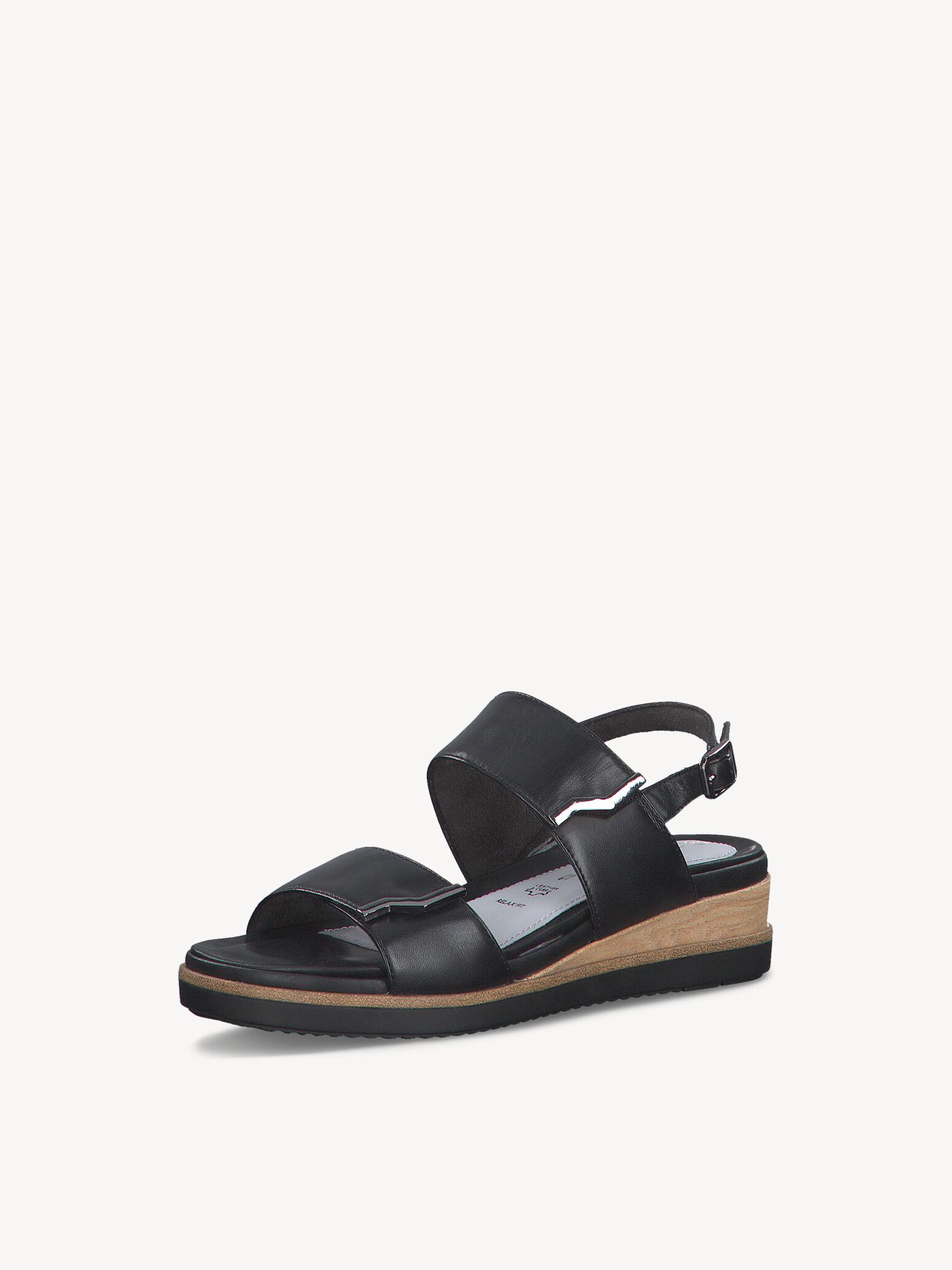 Sandale en cuir Tamaris 28247 003