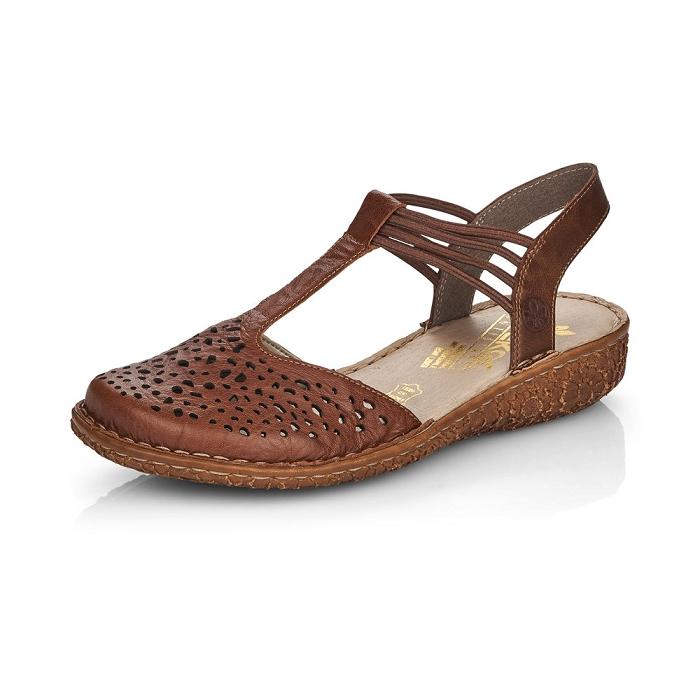 Sandale pour femme Rieker M0976-22