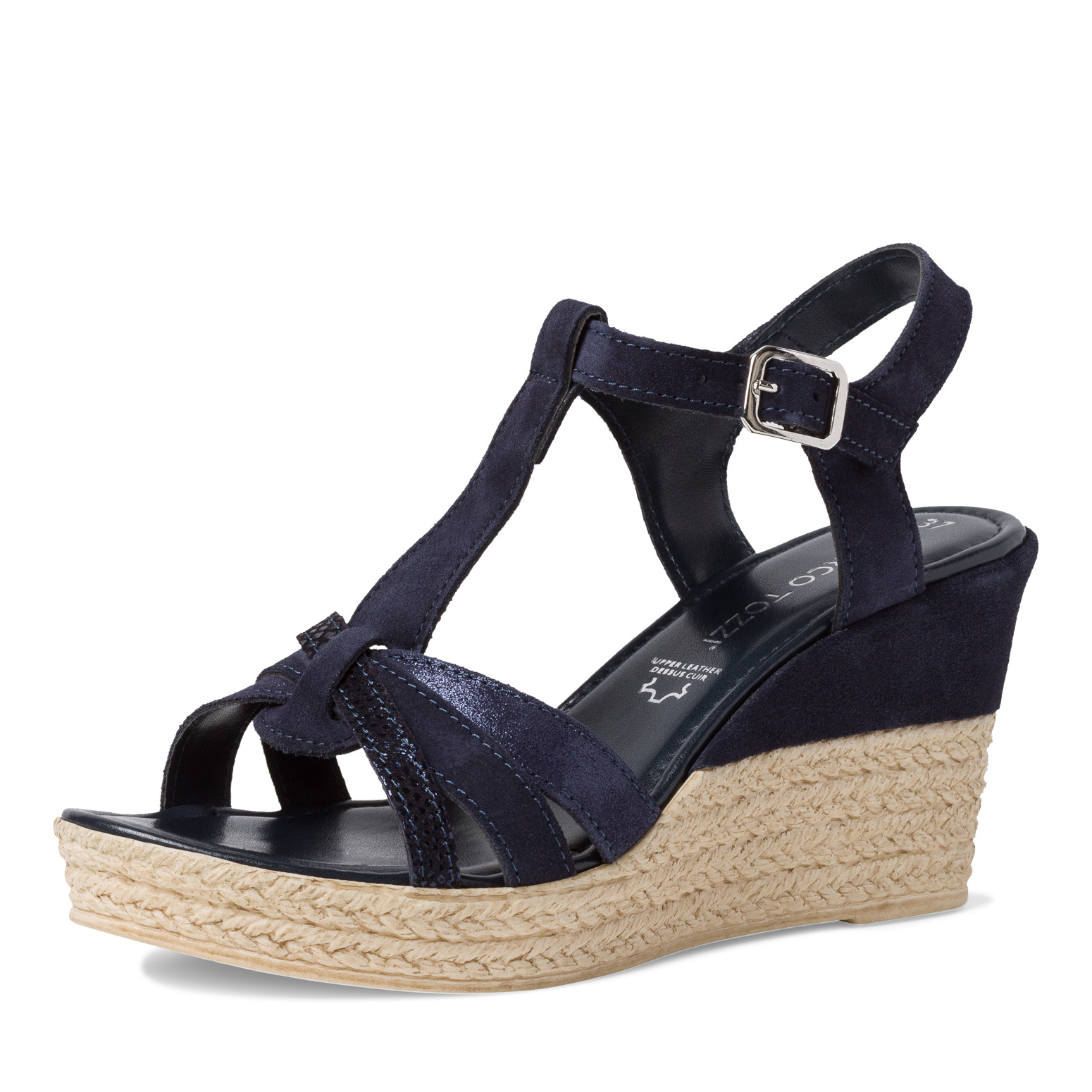 Sandale compensée Marco Tozzi 28387 890
