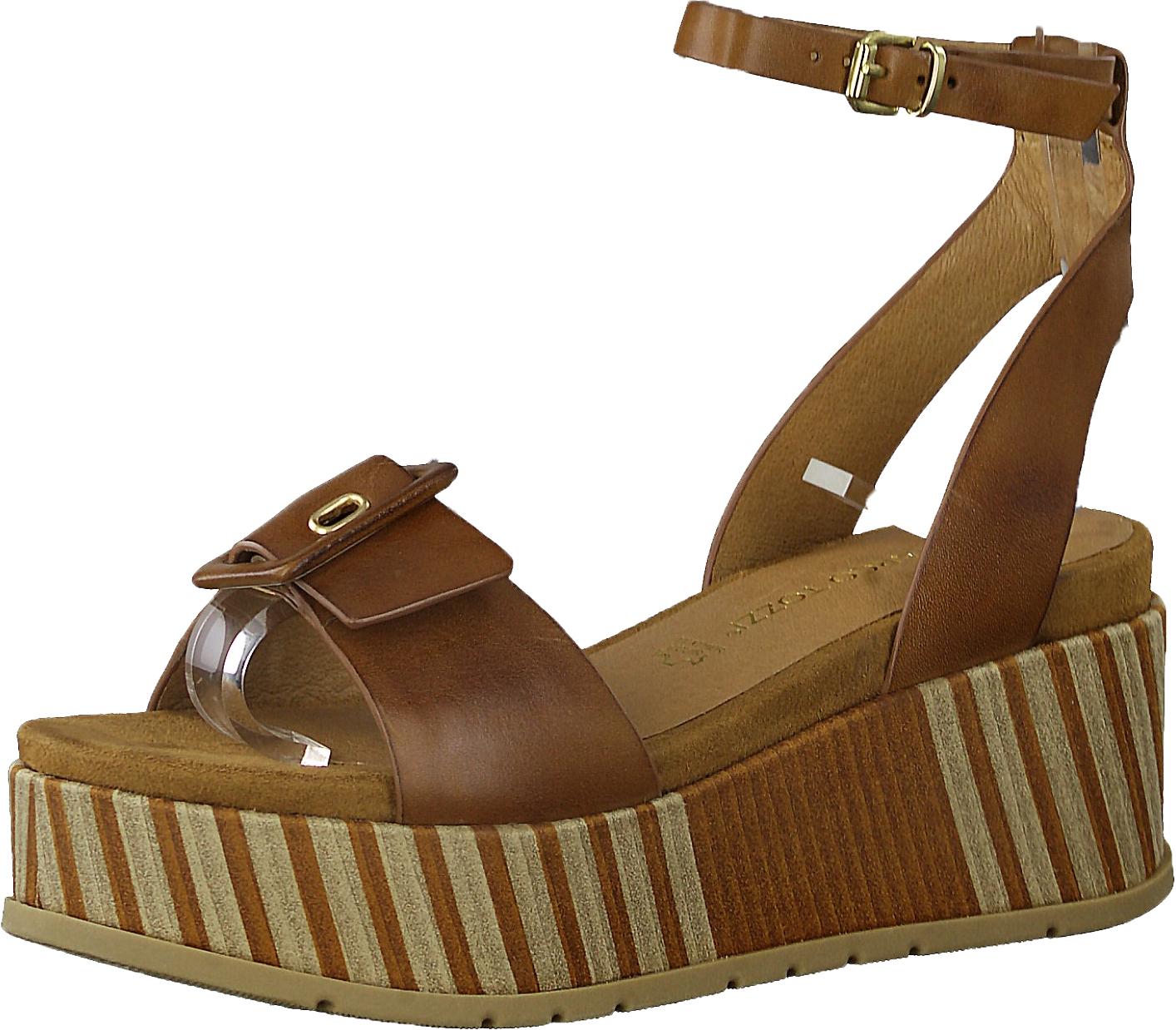 Sandale compensée Marco Tozzi 28513 380
