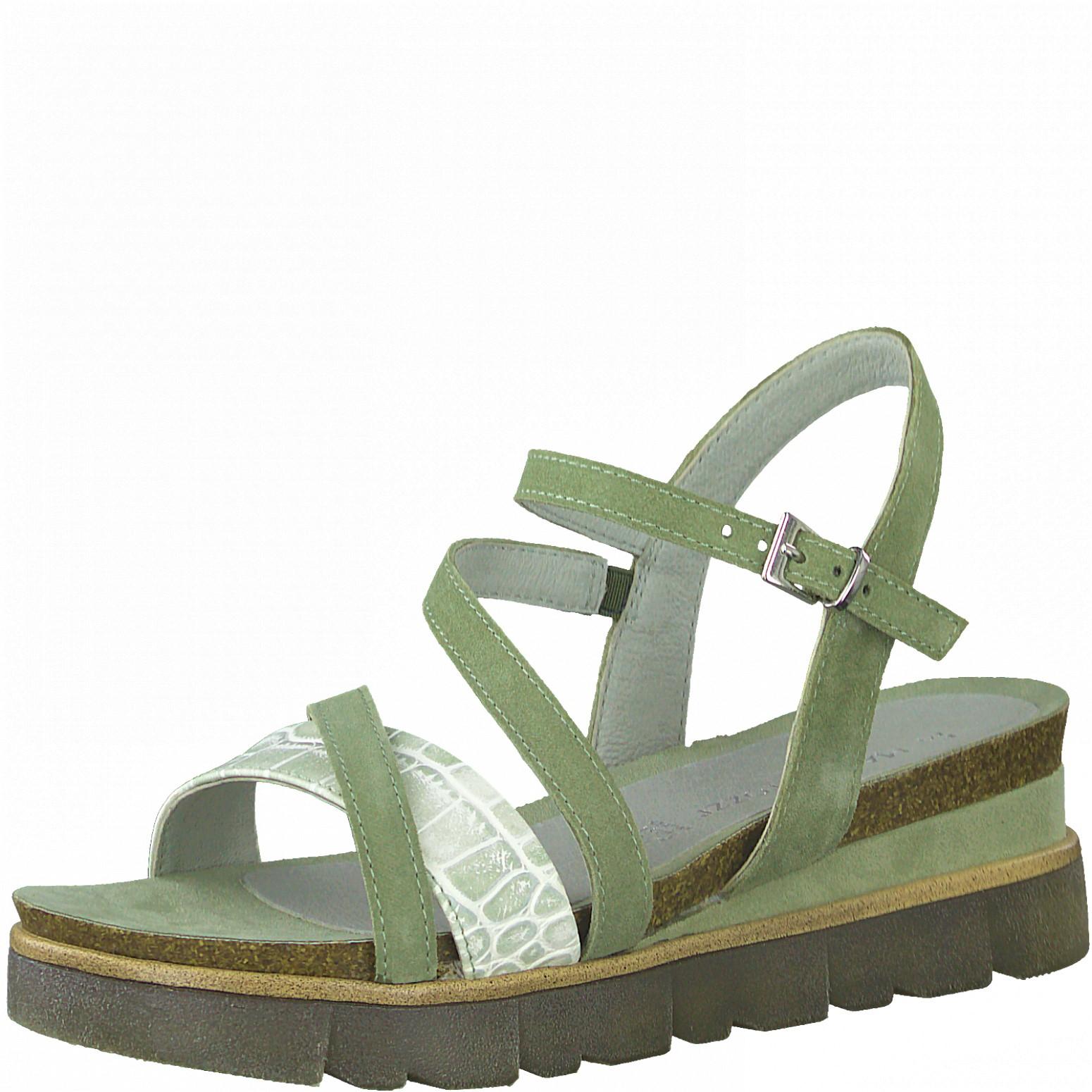 Sandale compensée Marco Tozzi 28509 765