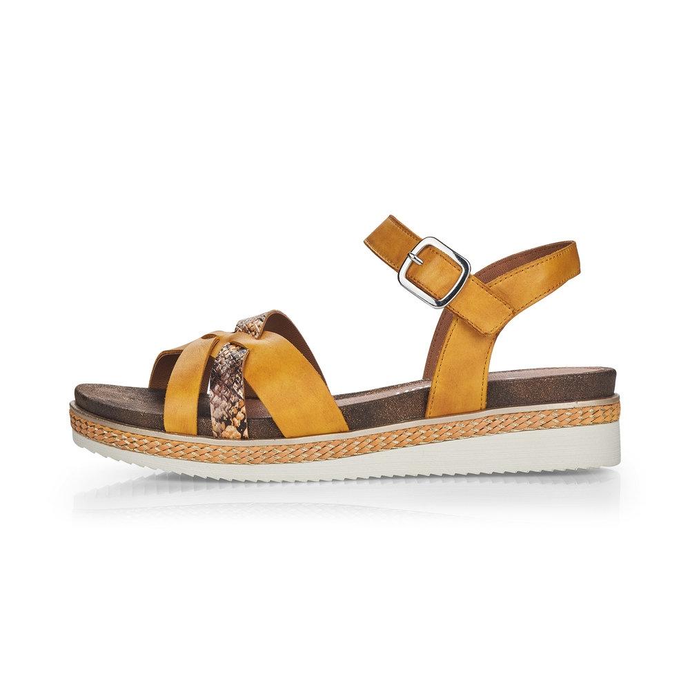 Sandale compensée Remonte D4551-68
