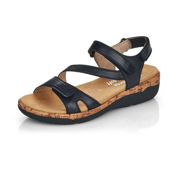 Sandale en cuir Remonte R6850-01