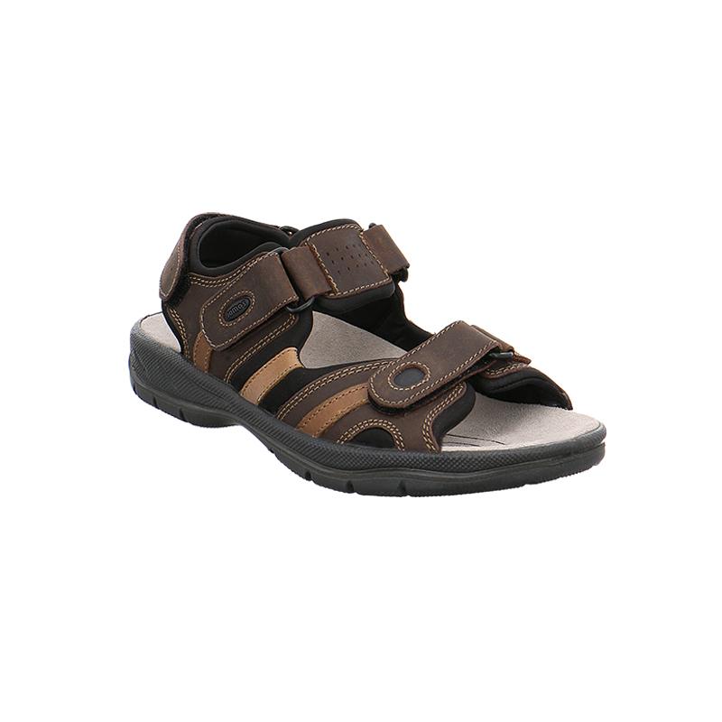 Sandale en cuir pour homme Jomos 503604 3018