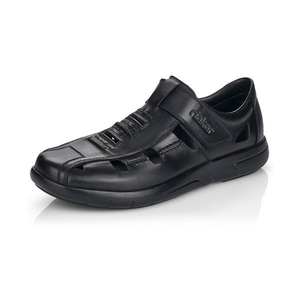 Sandal en cuir pour homme Rieker B2783-00