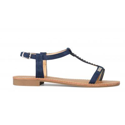 Sandale LPB Emilie marine