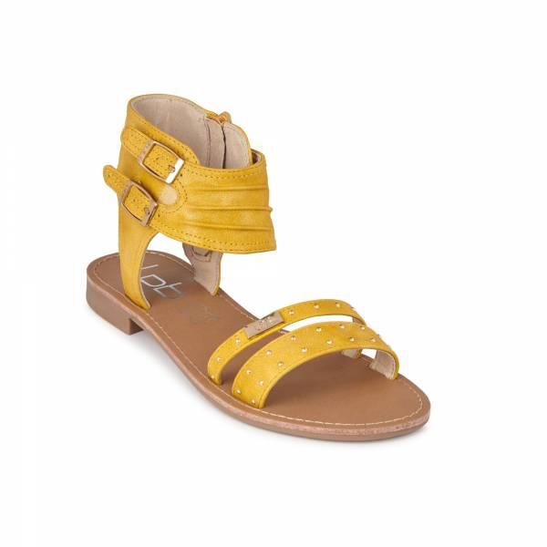 Sandale LPB Belize moutarde