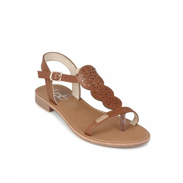 Sandale LPB Bassa camel