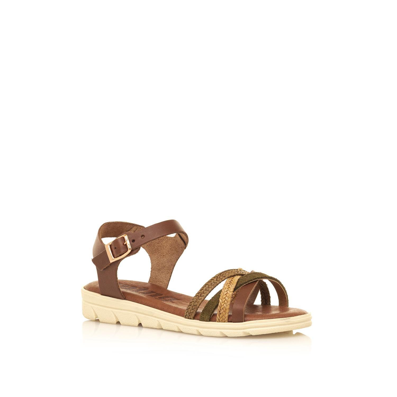 Sandales enfant en cuir MTNG 48040 c25757