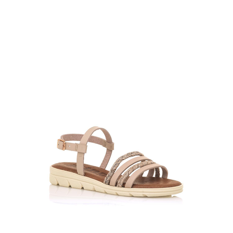 Sandales enfant en cuir MTNG 48221C c51691