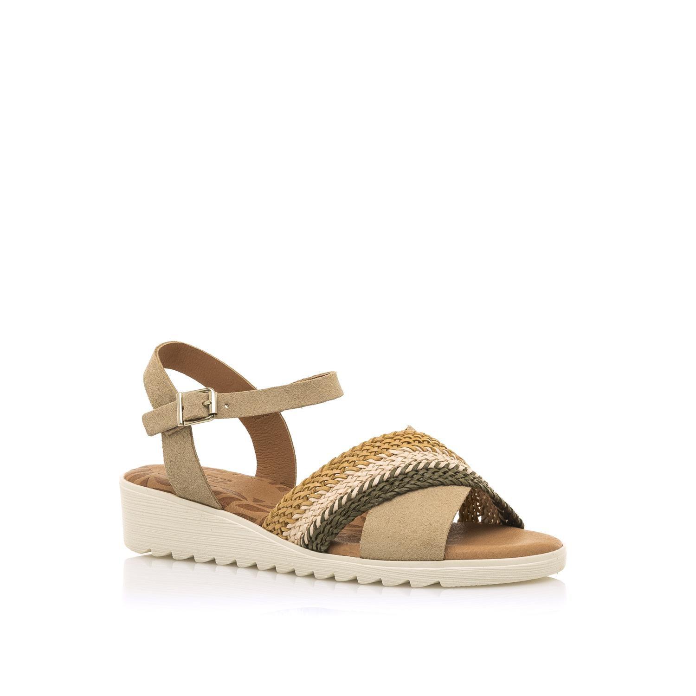 sandale-compensée-en-cuir-pour-femme-MTNG-50968-C51530_2