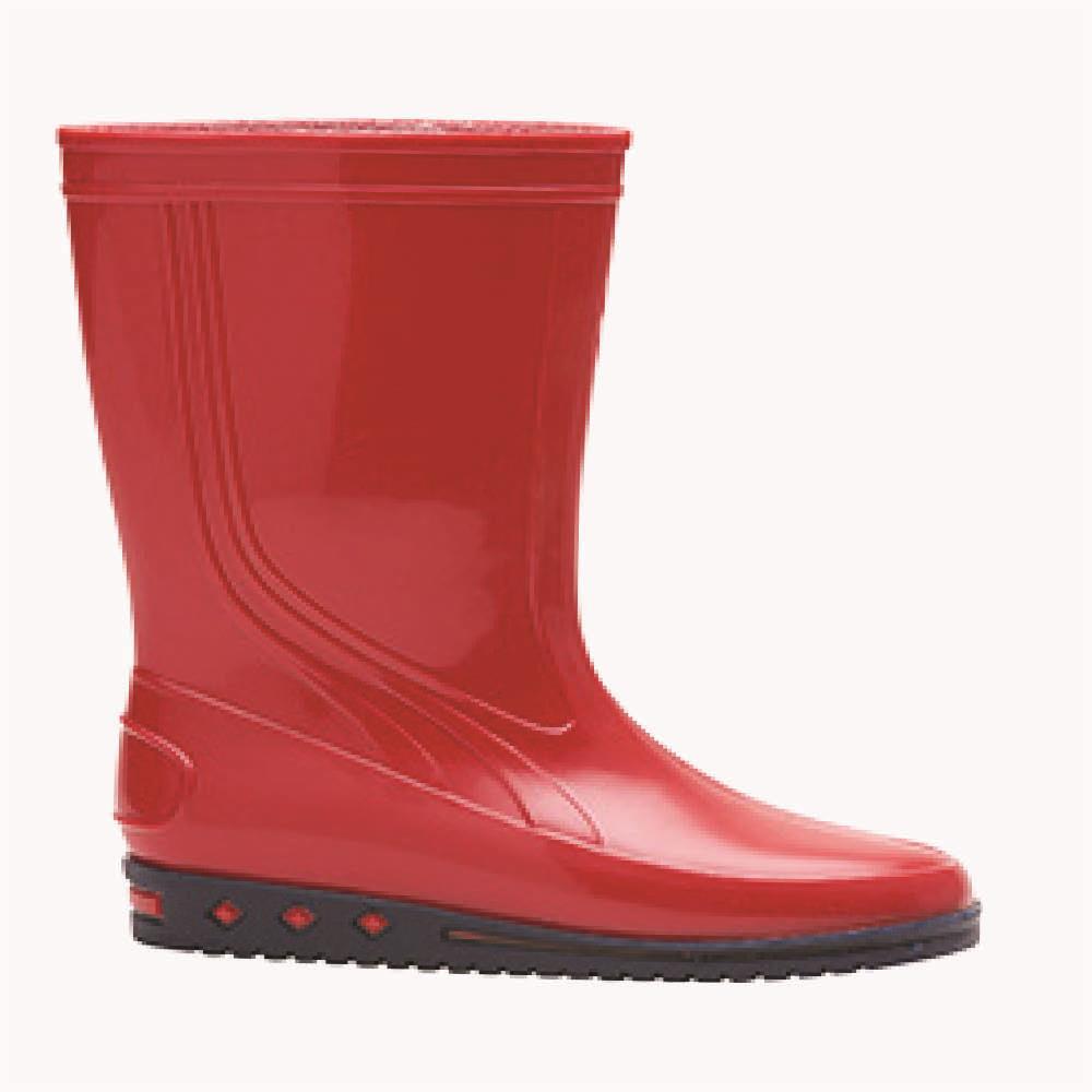 botte-de-pluie-borneo-rouge