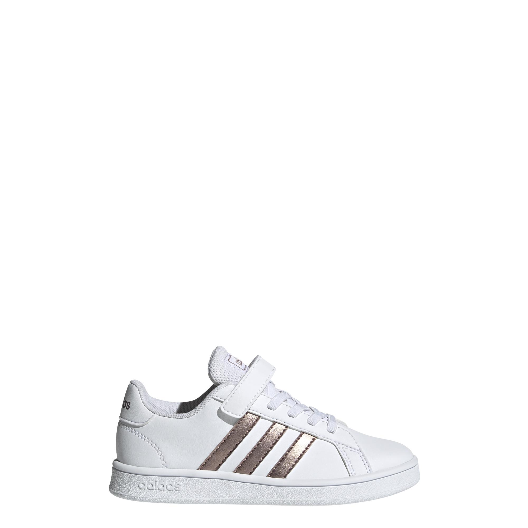 Adidas enfant GRAND COURT EF0107
