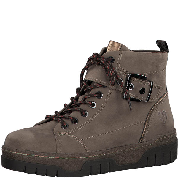 Boots Marco Tozzi Taupe