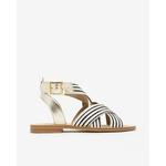sandale-plate-pour-femme-san-marina-INDIFI_NOIR-BLANC_A