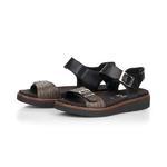 sandale-cuir-noir-femme-remonte-D2051-02_5