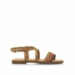 sandale-plate-pour-femme-MTNG-50967-C51529-marron_1