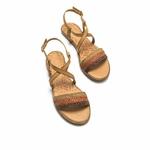 sandale-plate-pour-femme-MTNG-50967-C51529-marron_3
