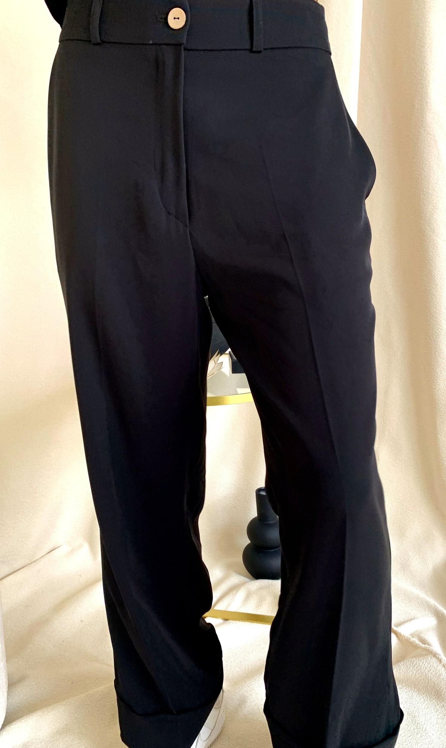 Pantalon Assia - Noir