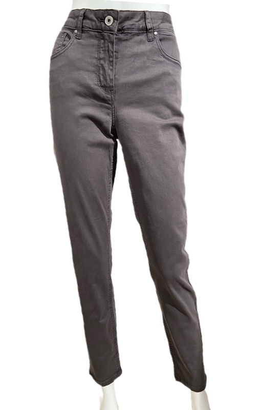 pantalon stretch jean straight fit Brandtex Véti baud