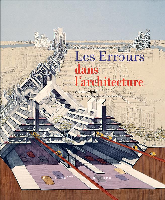 ECL LesErreurs Couv LesErreursdanslarchitecture