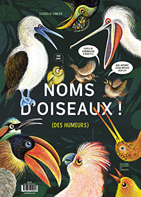 ECL Albums Couv 2 Noms d'oiseaux humeur BD