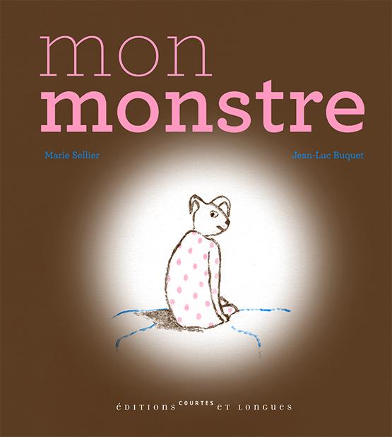 ECL Albums Couv MonMonstre