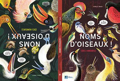 ECL Fiche pédagogique Noms d'oiseaux ! Isabelle Simler