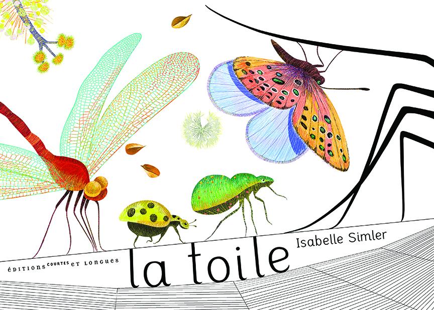 ECL Fiche pédagogique La Toile Isabelle SImler