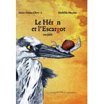 ECL Albums Couv LeHeronetlEscargot BD