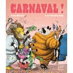 ECL Albums Couv Carnaval BD