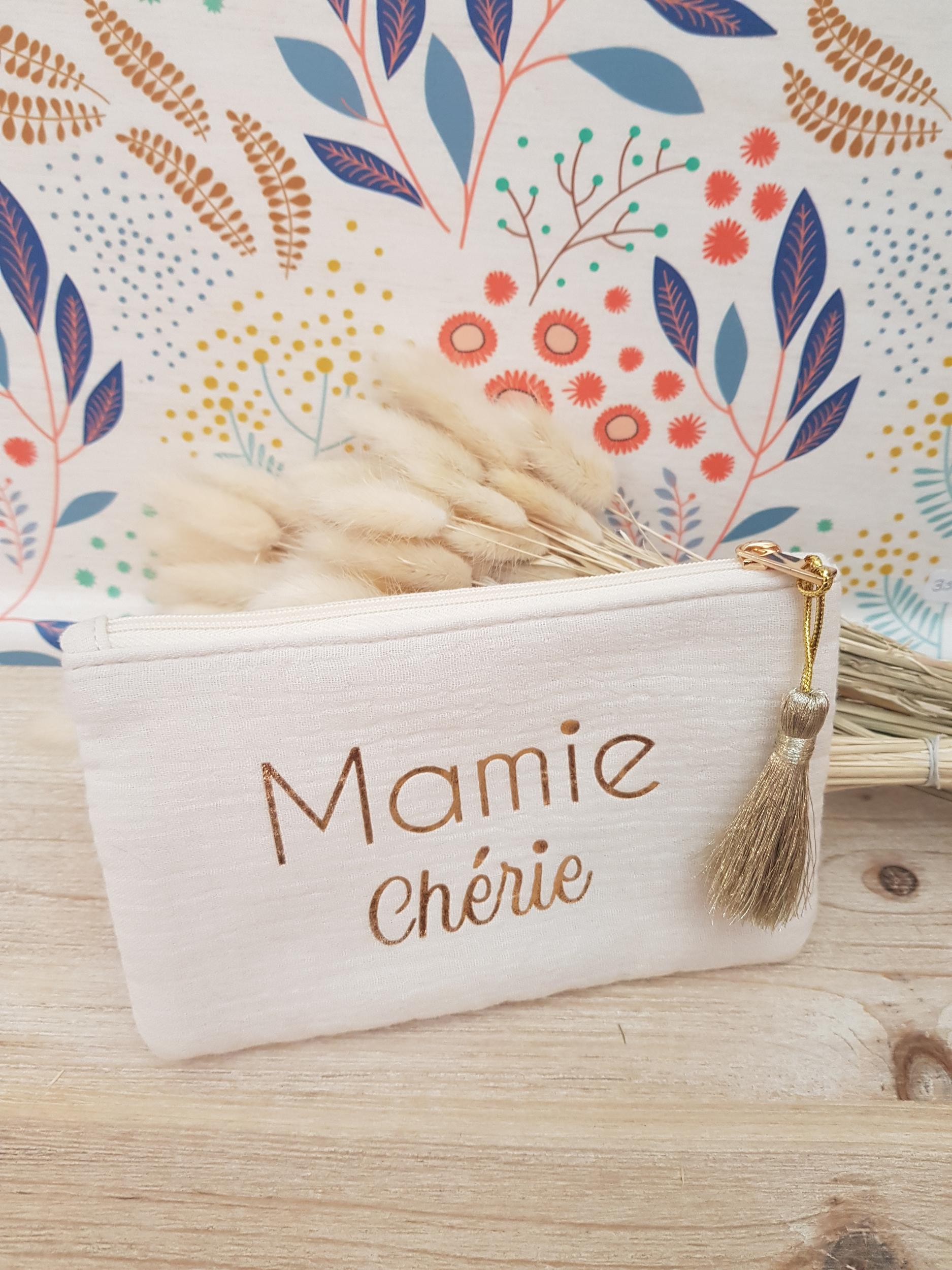 Pochette Mamie chérie