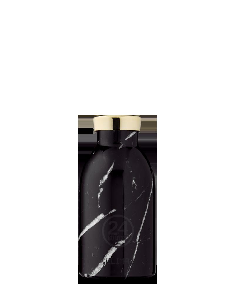 Bouteille isotherme 330ml Marbre Noir