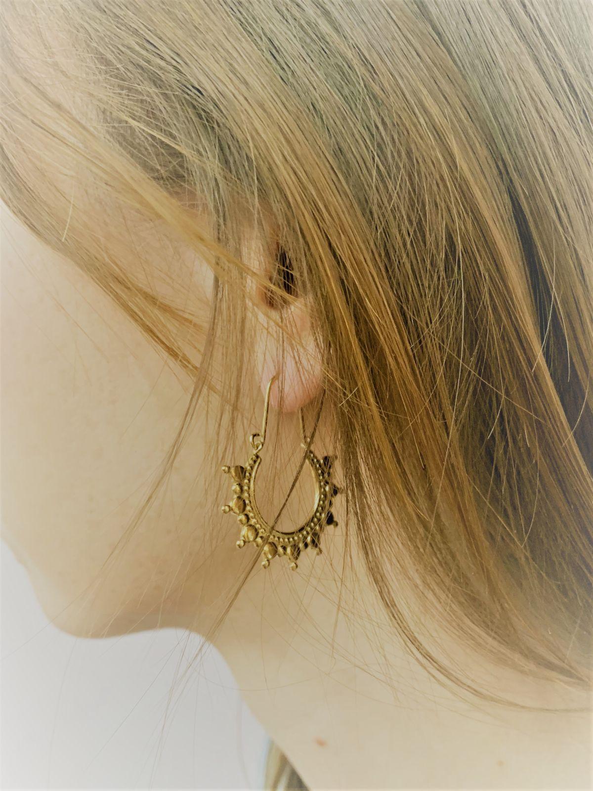 Boucles d\'oreilles Salome